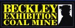 Beckley coal mine logo