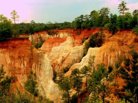 Providence Canyon State Park GA