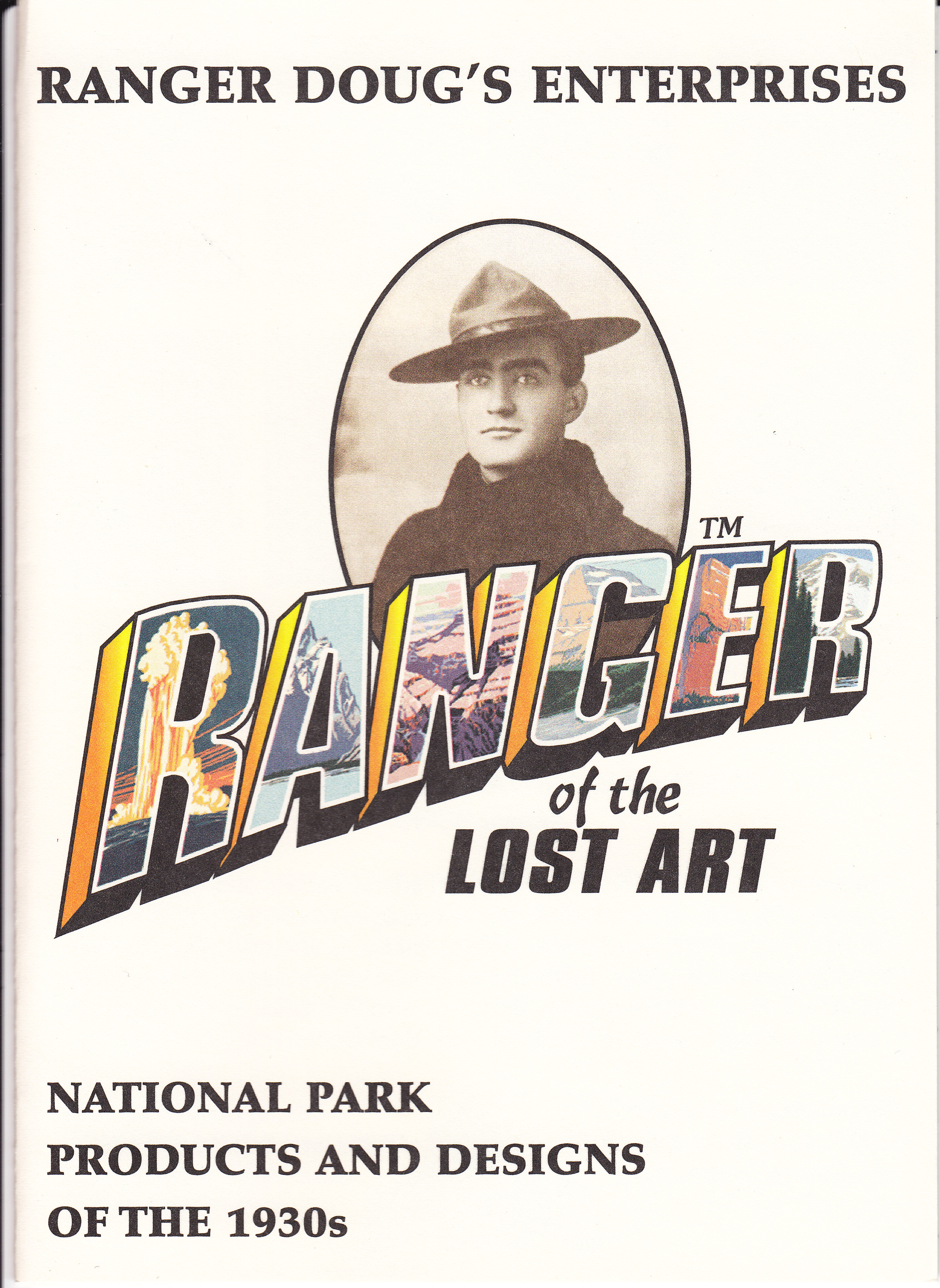 Vintage Posters Rangers Of The Lost Art