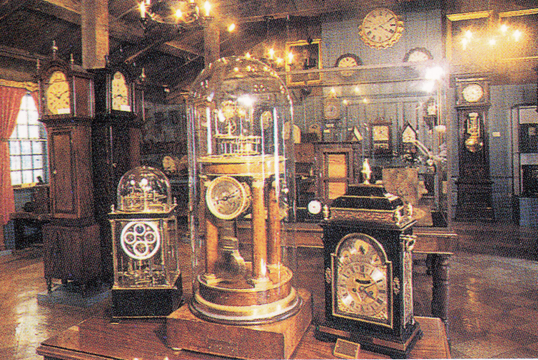 Clock and Watch Museum