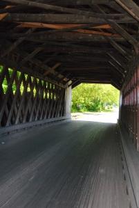 Bennington County VT Covered Bridge