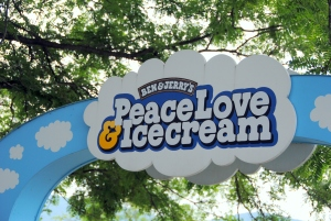 Peace Love and Ice Cream