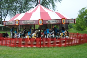 Carousel at Shelburne Museum