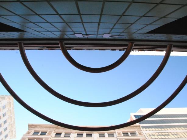 Fairlie Poplar photo walk, Atlanta, iron awning, architecture, photography